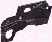 FIAT PUNTO 94-98........................ INNER WING PANE  LEFT FRONT, FRONT SECTION kk2022381